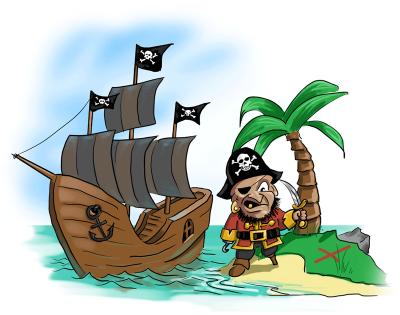 Pirates optimised